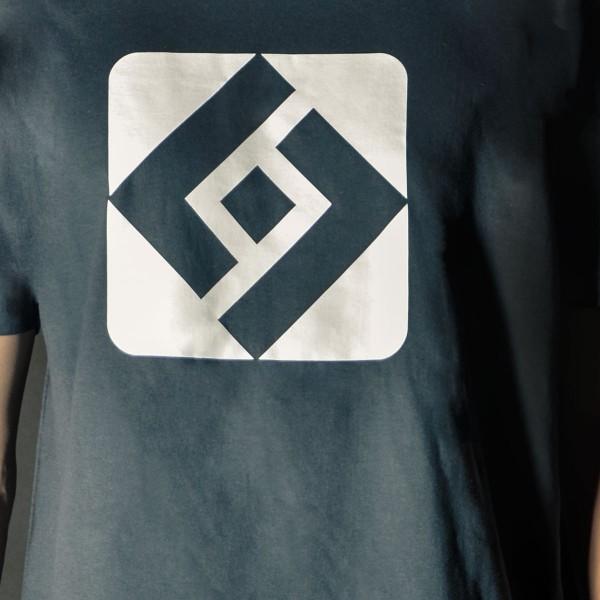 T-shirt Shuffle Diamond gray