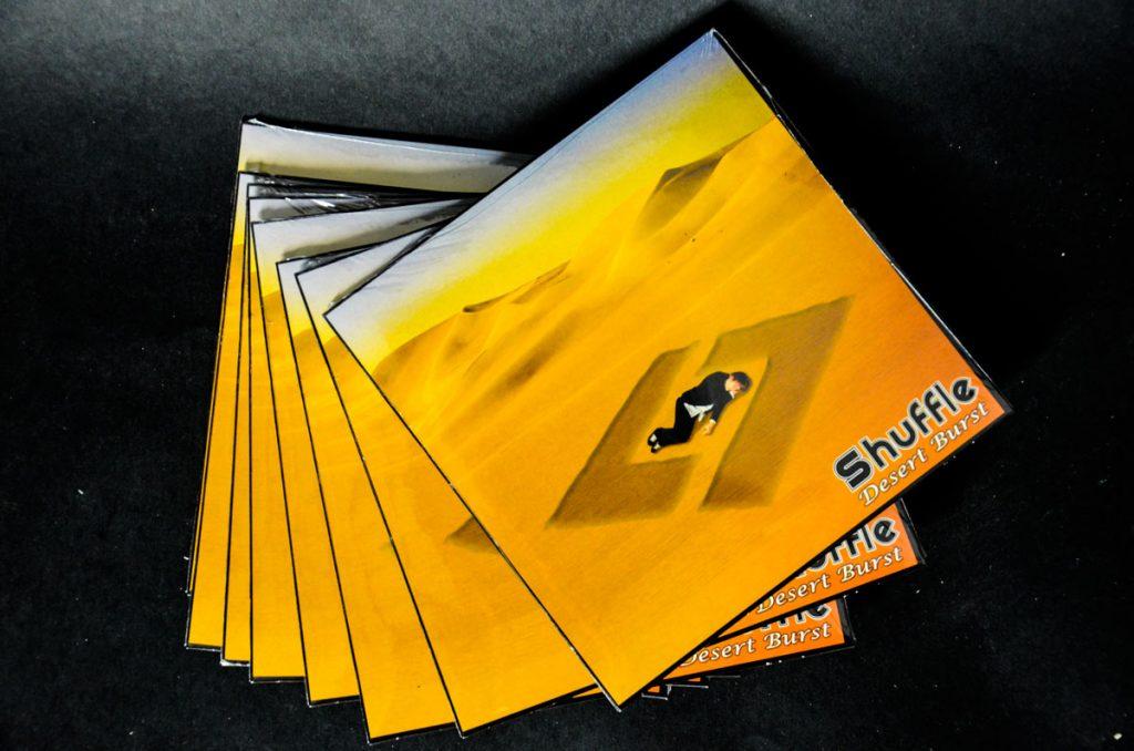 Disk EP Desert Burst - SHUFFLE