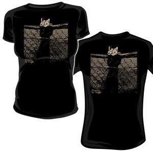 """T-Shirt """"Roxanne by Shuffle"""" Tee Shirt"""