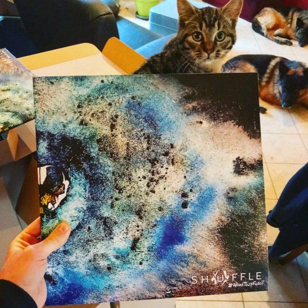 Vinyl #WontTheyFade? SHUFFLE