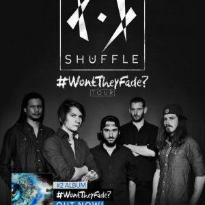 Poster A1 #WontTheyFade? TOUR